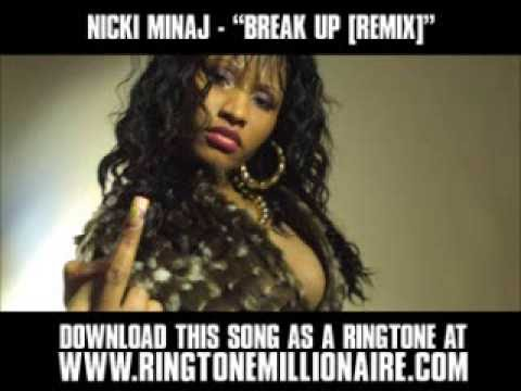 Nicki Minaj - Break Up REMIX [ New Video + Lyrics + Download ]