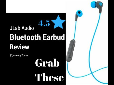 JLab Audio Pro Bluetooth Earbud Reviews