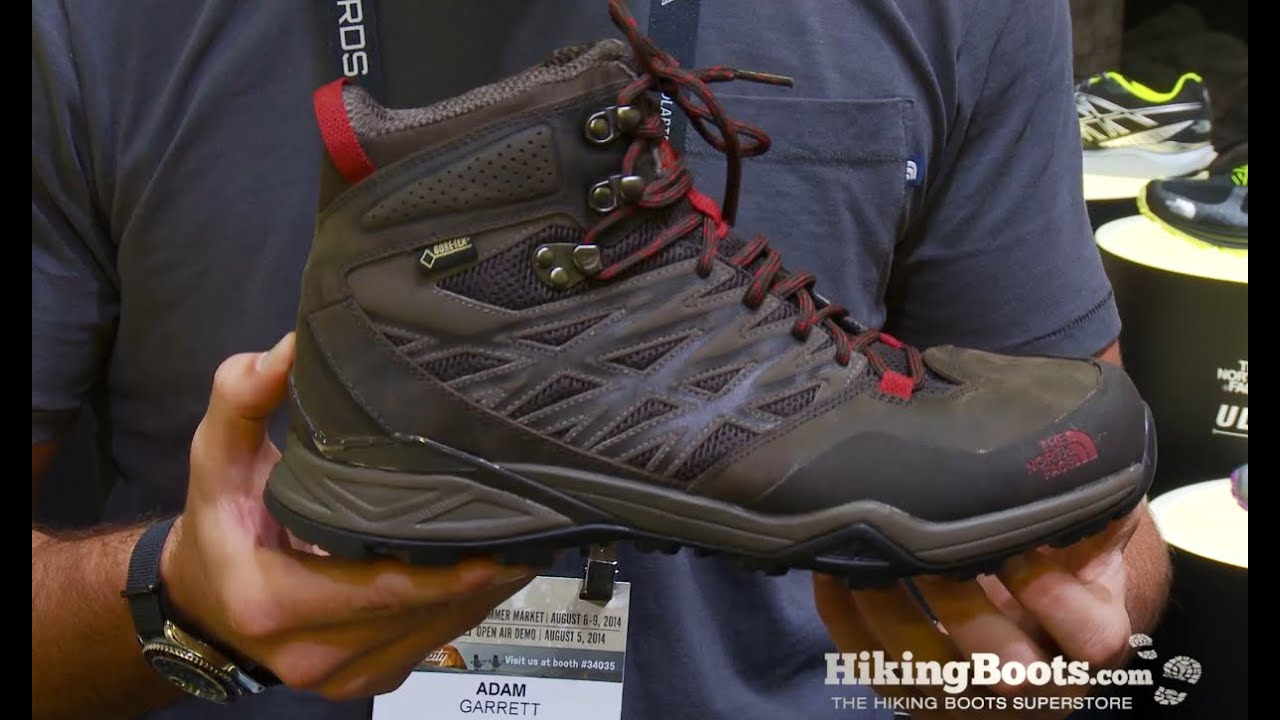 b7366889b The North Face Hedgehog Hike at Summer Outdoor Retailer 2014