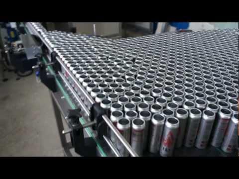 Produkcja aerozoli - gaz