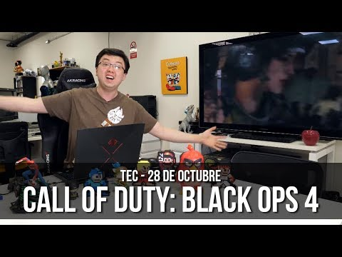 Call of Duty: Black Ops 4 - Análisis / Review: ¡Sólo Multiplayer!