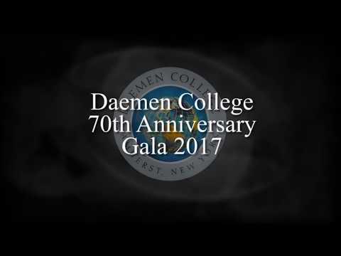 Daemen College Annual Scholarship Gala at The Buffalo Club