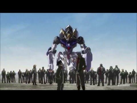 【MAD】鉄血のオルフェンズ×紅蓮の弓矢「進撃の少年兵」 - YouTube