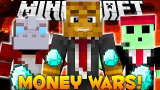 "Minecraft Money Wars ""QUICKEST ROUND EVER"" #11 w/ PeteZahHutt & Nooch"