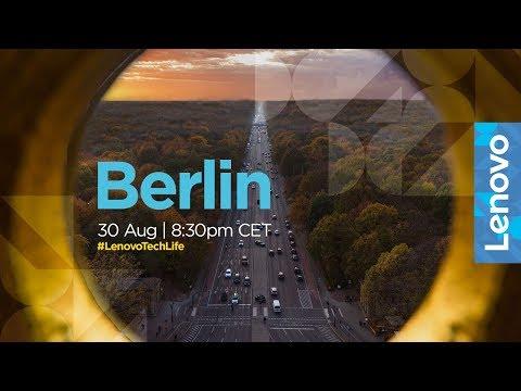 Lenovo Tech Life In Berlin
