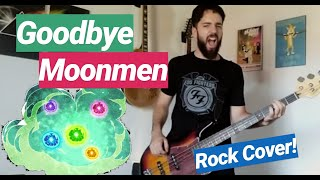 Gambar cover Goodbye Moonmen 🌙 - Rick and Morty 🛸 ROCK COVER! (por Maxi Petrone)