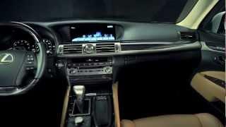 2013 New Lexus LS Shimamoku In Detail Commercial 2013 Carjam TV HD Car TV Show