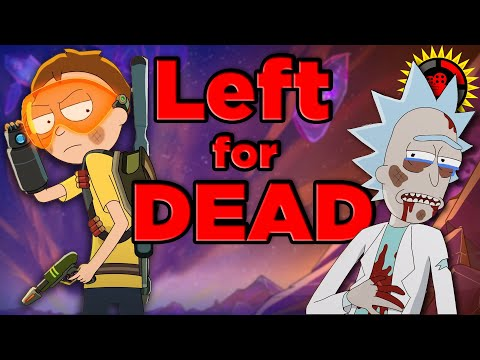 Film Theory: Rick REPLACED? (Rick and Morty Season 5)
