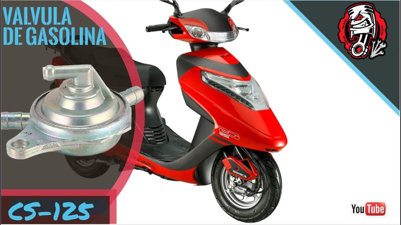 moto scooter no enciende