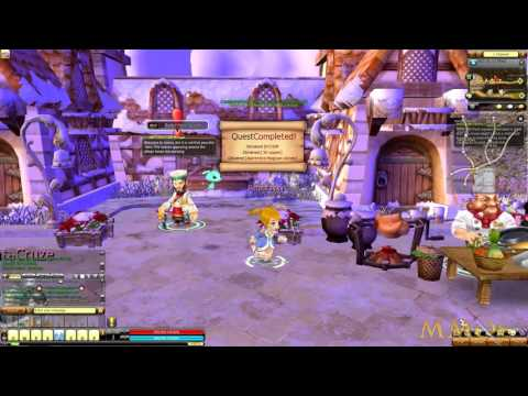 Dragon Saga Gameplay First Look HD – MMOs.com