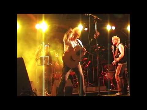 John Lawton (Uriah Heep) and Mary Rose - Umag 13.05.2007