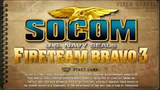 SOCOM Fireteam Bravo 3 - Main Menu Theme Song [EXTENDED]
