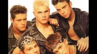 Lyrics video for Take That's song 'Do What U Like' from their 'Grea...