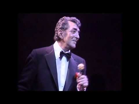 Dean Martin   Drinking Champagne Live in London