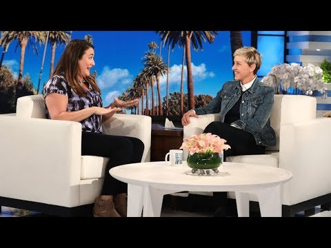 Ellen Rolls the Dice with Viral HQ Trivia Gamer Lauren May