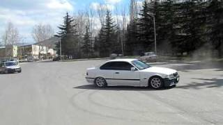 GNA DRIFTING  bmw 328 e36  coupe