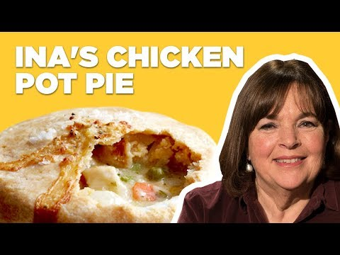 Barefoot Contessa Makes Chicken Pot Pie | Food Network