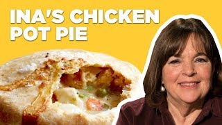 Barefoot Contessa Makes Chicken Pot Pie | Food Network
