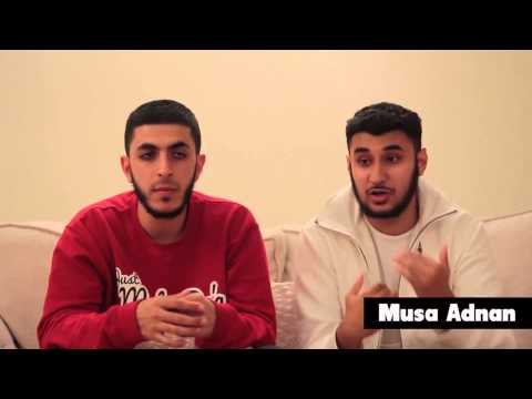 A message to brother Adam saleh