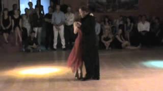 Padova Tango Festival 2011, Tobias Bert e Loredana De Brasi