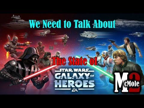 We need to talk about the state of SWGoH