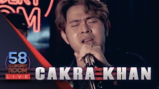 Download Lagu CAKRA KHAN - Live at 58 Concert Room mp3