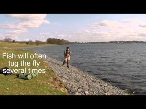 Fishing Yellowstone Point : Rutland Water 140315