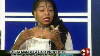 World Record for The Longest Dread Locs Promos Hair Care Line