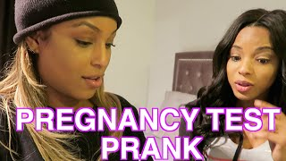 One of ROCHELLE CLARKE's most viewed videos: PREGNANCY TEST PRANK