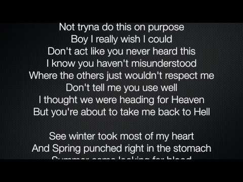 Whole Damn Year by Mary J Blige [FULL SONG LYRICS]