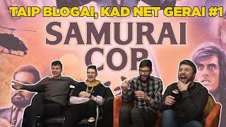 TAIP BLOGAI, KAD NET GERAI #1: Samurai Cop