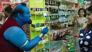 Mr. Genie comes to the #FullPaisaVasoolSale