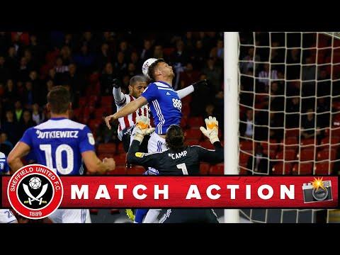 Blades 0-0 Birmingham - match action