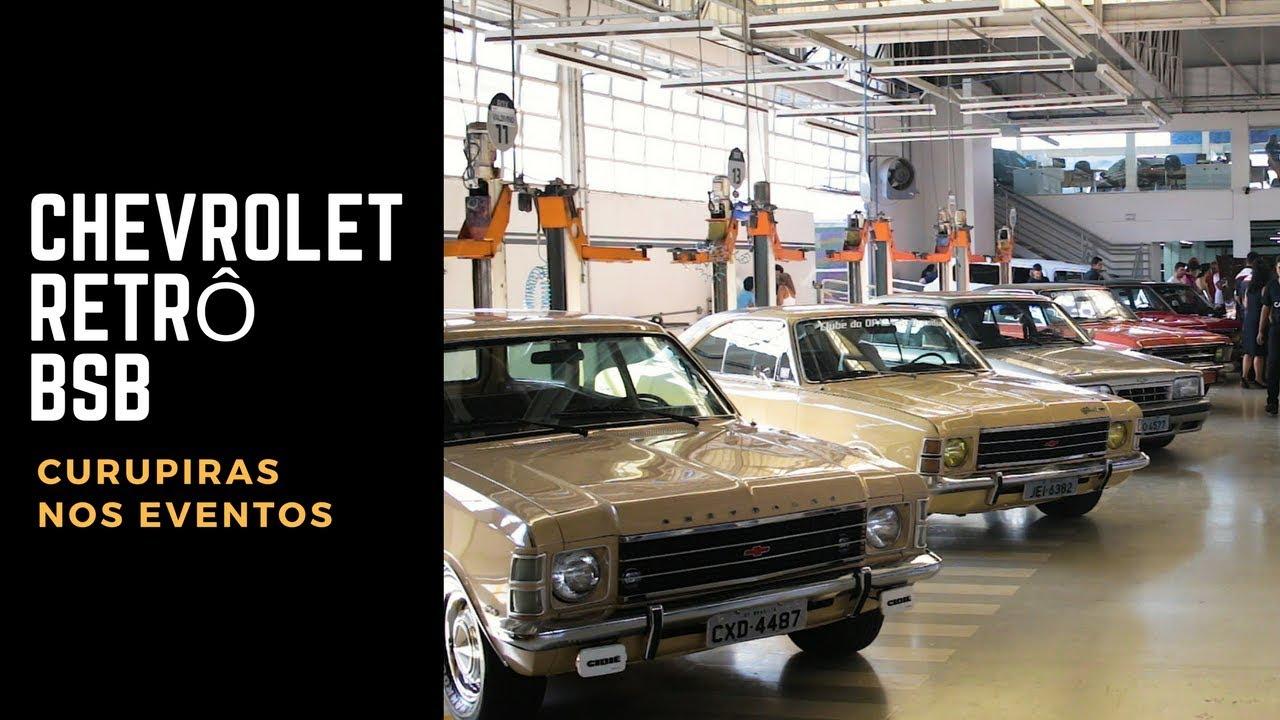 Download Aprontaram com o macaco no evento de carros retrô da Chevrolet