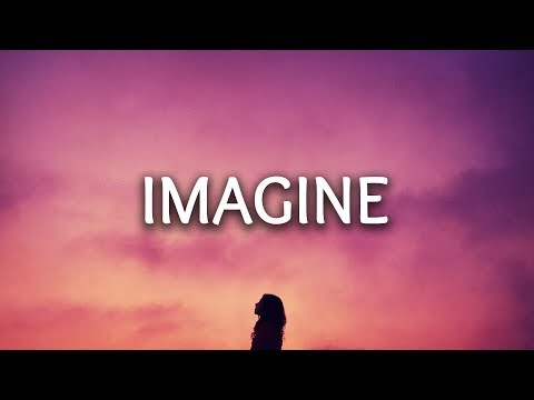 Ariana Grande ‒ imagine (lyrics)