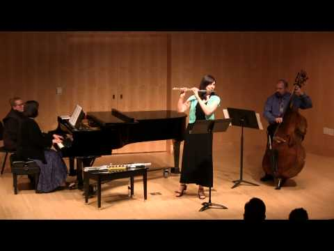 Baroque and Blue - from Claude Bolling's Suite for Flute and Jazz Piano Trio