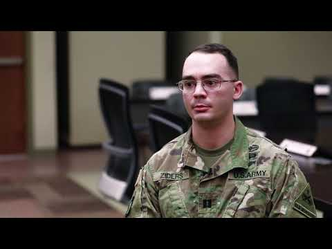 Bulldog Brigade Soldier Shares His Army Space Basic Cadre Course Experience