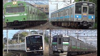【鉄道PV】 ochimuB901チャンネル JR線完乗記念(仮)ミニPV