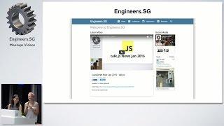 Team Engineers.SG - TechLadies Graduation Ceremony