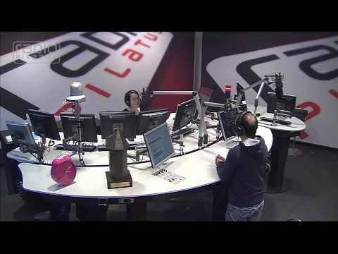DJ BOBO Interview bei Radio Pilatus