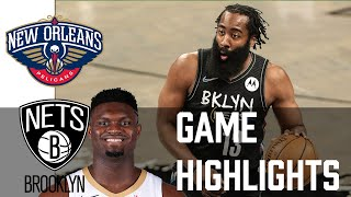 Pelicans vs Nets HIGHLIGHTS Full Game | NBA April 7