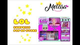 POP up store lol surprise! Магазин - дисплей лол сюрприз #лол #lolsurprise