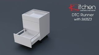 [Components] Assembly Video for DTC Runners with 600mm 3 drawer base cabinet