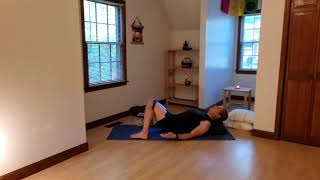 The Offering Basket Yin Yoga Practice - 55 minutes