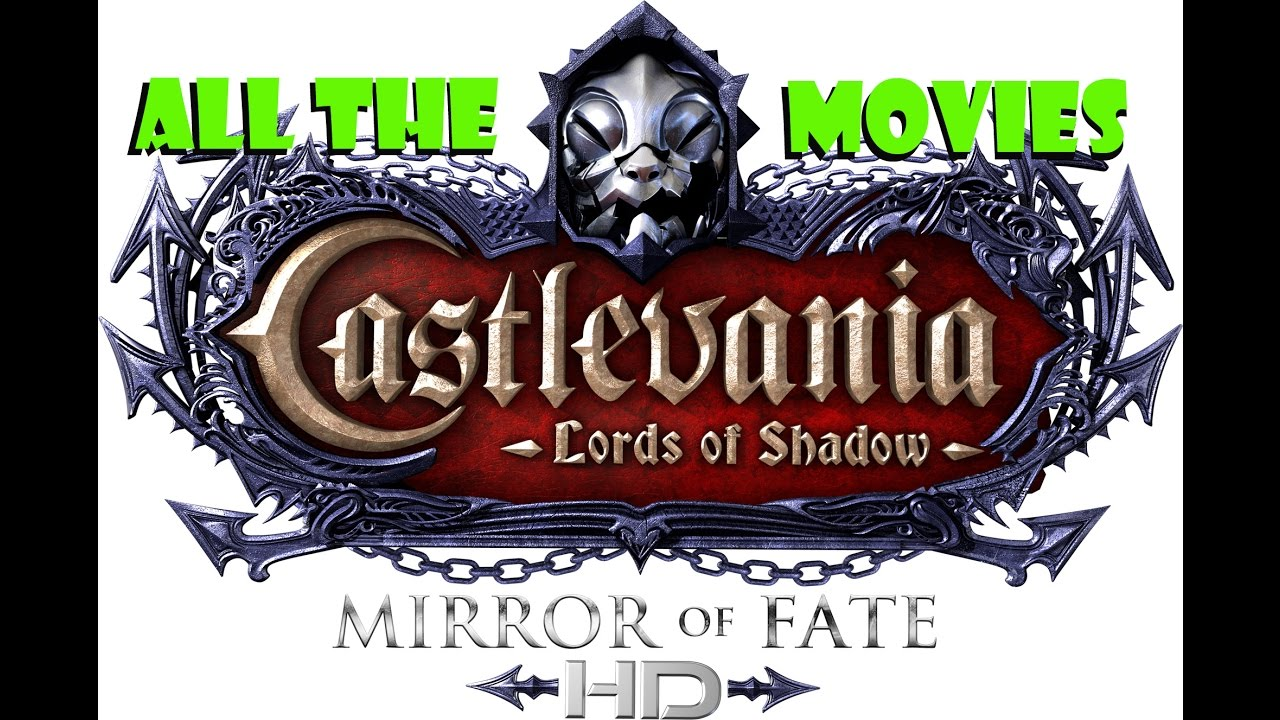 Castlevania Lords Of Shadow Mirror Of Fate HD All Cutscenes