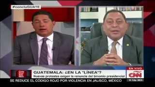 """GUATEMALA: ¿EN LA """"LINEA""""?"""