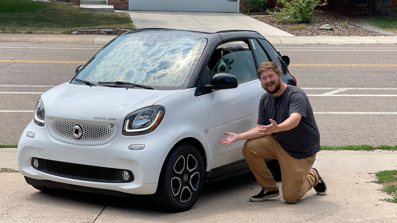 I've Owned My Electric Smart Car For 3 Years Now! What Should I Do With It?