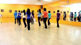 Dreams I Dream - Line Dance (Dance & Teach in English & 中文)