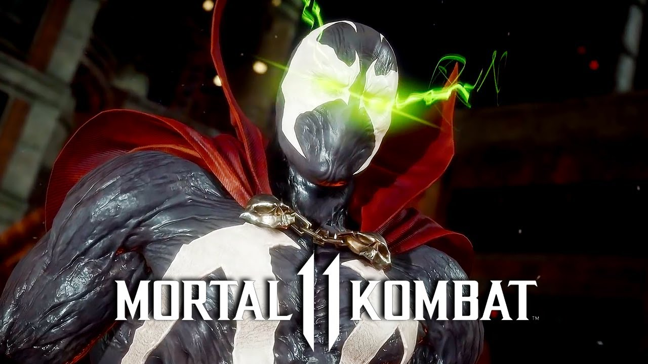 Mortal Kombat 11 – Official Spawn Gameplay Trailer