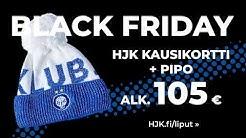 Black Friday – HJK Kausikortti + pipo!